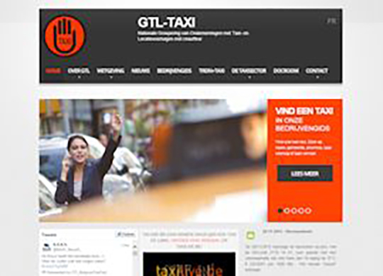 GTL-TaxiWebsite
