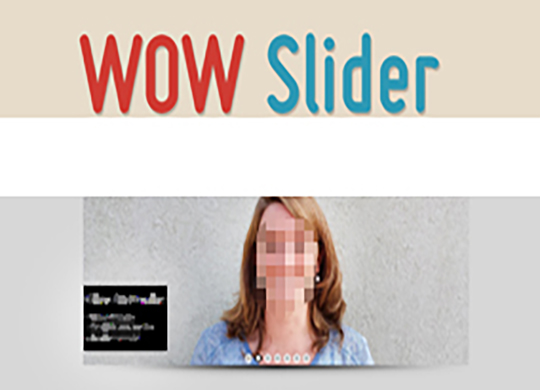 Who is whojQuery slide