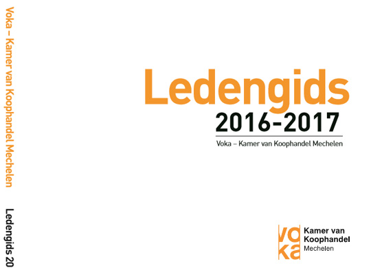 Voka Mechelen 2017 Data Merge Adobe Indesign