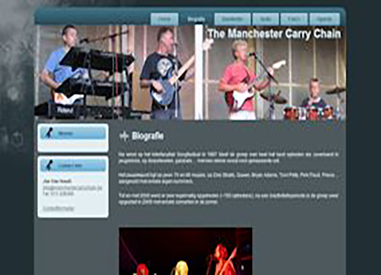 Manchester Carry Chain Website