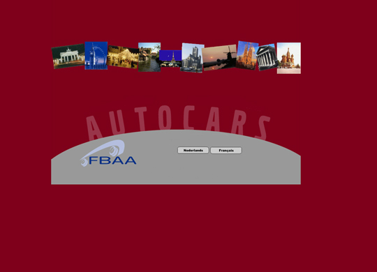 Autocars.be Website